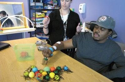 Therapy Following Spinal Cord Injury
