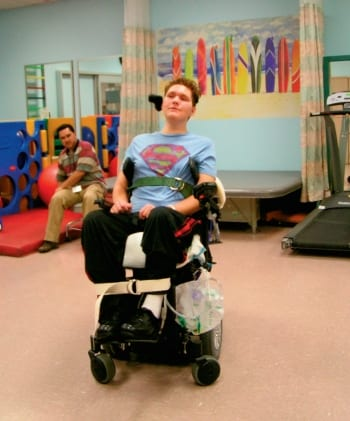 Seating and Mobility in School Aged Children with Special Needs