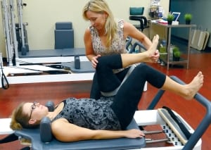 Clients Cash In On Pilates