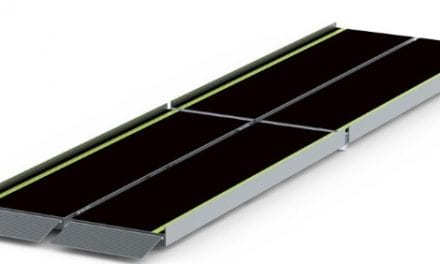 Portable Ramp Targets Optimized Length and Convenience for Users