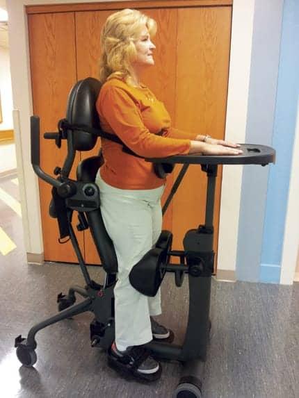 Standing Tall Post-Injury