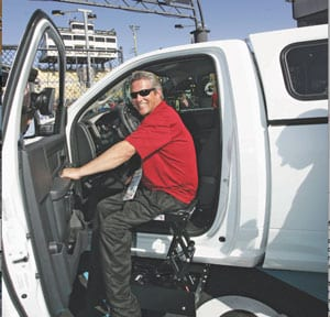 Mobility Firms Join to Equip Specially Adapted Dodge Ram Pickup