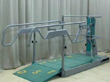 Dynamic Stair Trainer Offers New Accessories to Speed Recovery