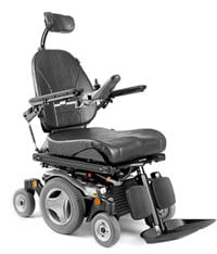 Permobil Unveils New Heavy-Duty Power Wheelchair