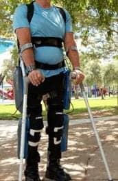 ARGO Launches Latest Generation of Exoskeleton Technology