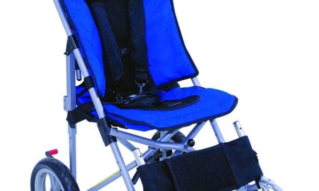 Convaid Spotlights Pediatric Wheelchair Upgrade
