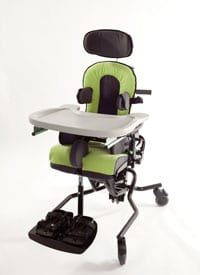 Positioning System Offers Postural Stability to Range of Users