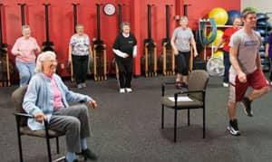 """Exergaming"" Program Encourages Activity Among Older Adults"