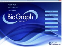 Thought Technology Spotlights On-Site Workshops for Biograph Infiniti v 6.0