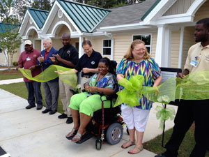 WCS Holds Ribbon Cutting For Expanded Older Adult Living Community