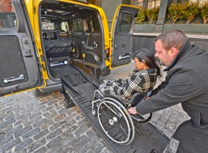 Nissan and BraunAbility Partnership to Set Stage For Integrated Mobility Solution