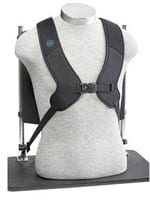 Shoulder Harness Targets Supportive Fit for Wheelchair Users