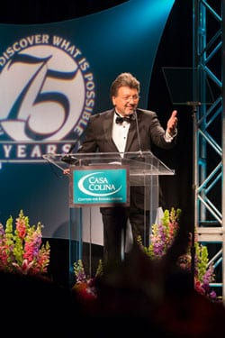Casa Colina Gala Proceeds To Benefit Free Care and Rehab Programs