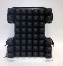 New Program Offers Freedom Designs Solid Backs and ROHO Back Inserts Combo