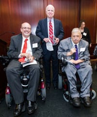 """""""Roll on Capitol Hill"""" Attendees Voice Health Care Policy Concerns to Legislators"""