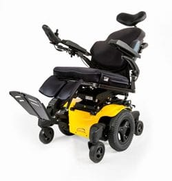 Sunrise Medical Unveils New Enhancements to Power Wheelchairs