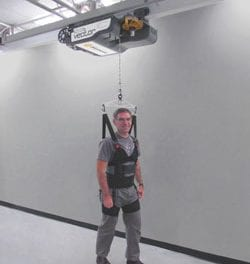 System Promotes Improved Gait Training and Safety for Users
