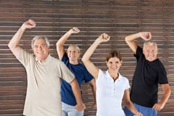 App and DVD Target Fall Prevention Among Older Adults