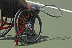 Sponsorships Available for US Open 2013 USTA Wheelchair Championships