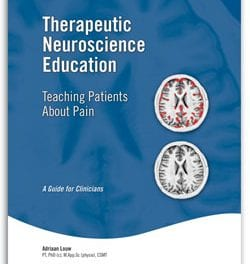 Book Promotes Therapeutic Neuroscience Ed for Chronic Pain Clinicians