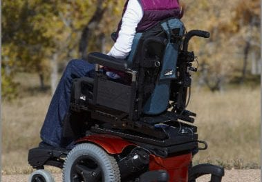 "Power Wheelchair Options: ""But What Can My Patient Get?"""