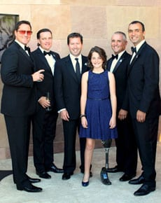 Black Tie Gala Raises Funds To Benefit Challenged Athletes Foundation