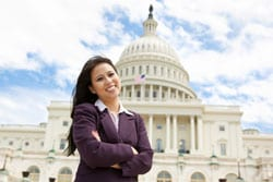 "AOTA's Annual ""Hill Day"" Sees 750 OT Practitioners Attend"