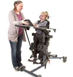 New Standing System Offers the Ability to Transfer to a Seated or Supine Position