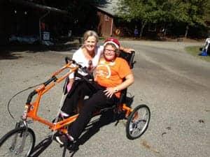 Donation Provides Adaptive Bikes For Camp TBI