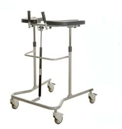 Walker Line Provides Support and Early Walking Exercise Postop