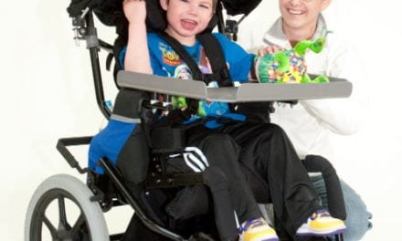 Pediatric Mobility and Seating Solution Promotes Safe Transport For Users On the Go