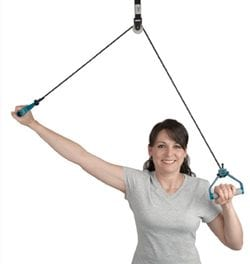 Shoulder Pulley Encourages Home-Based ROM Exercises