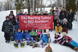 Kelly Brush Grants to Support Ski Racing Safety and Injury Prevention Efforts