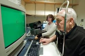 Rigorous Visual Training Teaches the Brain to See Again After Stroke