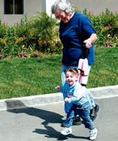 Pediatric Gait Trainer Aims to Benefit Users and Caregivers Alike