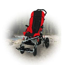 All-Terrain Option Now Available for Convaid Cruiser Wheelchairs
