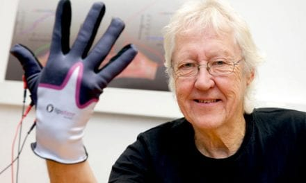 Stimulation Glove Can Improve Motor Function in Stroke Patients, Study Says