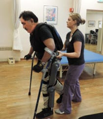 ReWalk Now in Use at the University of Maryland Rehabilitation & Orthopaedic Institute
