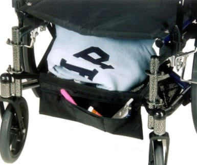 Underseat Bag Design Aims to Secure Personal Belongings, Small and Large