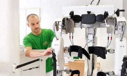 FreeD Module Aims to Provide Additional Motoric Aspects of Gait Training