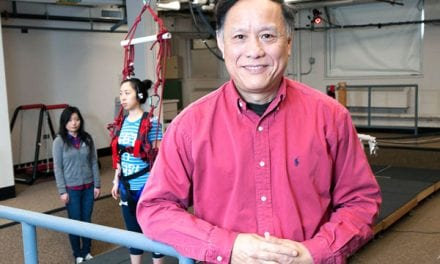 """UIC Research Targets Treadmill Program to """"Train"""" Older Adults In Avoiding Falls"""