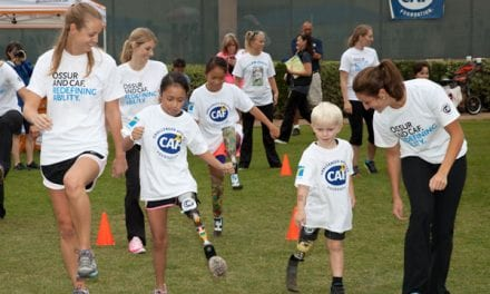 CAF Announces Grant Distribution to Athletes with Physical Disabilities Across the World