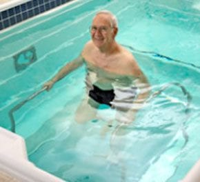 Webinar Features Case Study in Offering Water- and Land-Based Fitness Options in a Retirement Community Wellness Center
