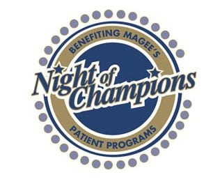 """Magee To Host Annual """"Night of Champions"""" Fundraiser May 2"""