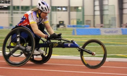 Invacare Sponsors Paralyzed Veterans of America Buckeye Wheelchair Games, Sees Veterans Compete and Shares Stories