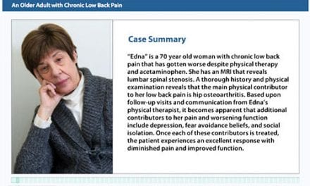 NIH: Online Pain Eval and Care Module Helps Improve Clinical Skills