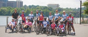Mission Essential and Ride 2 Recovery Partner for Memorial Day Weekend Ride