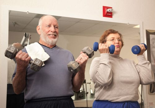 May 28 Marks 21st Anniversary of National Senior Health & Fitness Day