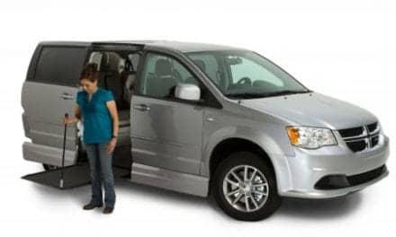 VMI Highlights Availability of Manual Side Entry-Floor Ramp Conversion for Dodge Caravan
