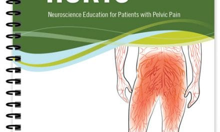 Neuroscience-based Book Educates Patients about Pelvic Pain